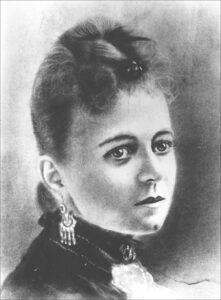 Self Portrait Ellen Ruggles